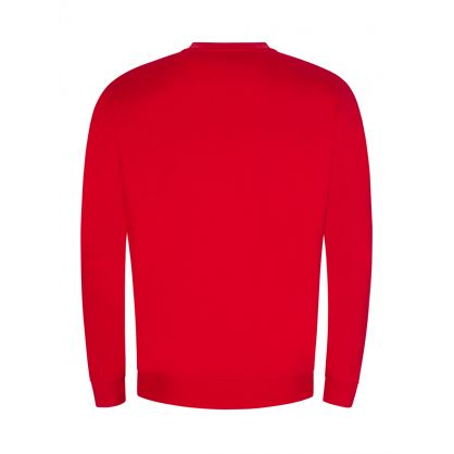 Red Dubeshi Sweatshirt