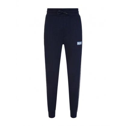 Dark Blue Donburi Sweatpants