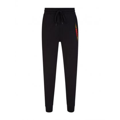 Black Dumpet Sweatpants