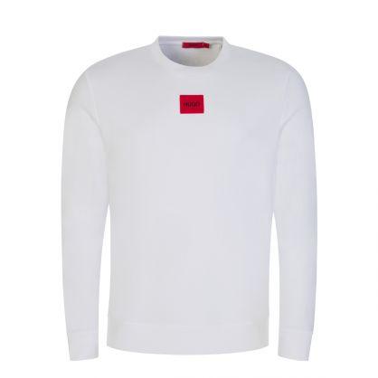 White Diragol212 Sweatshirt