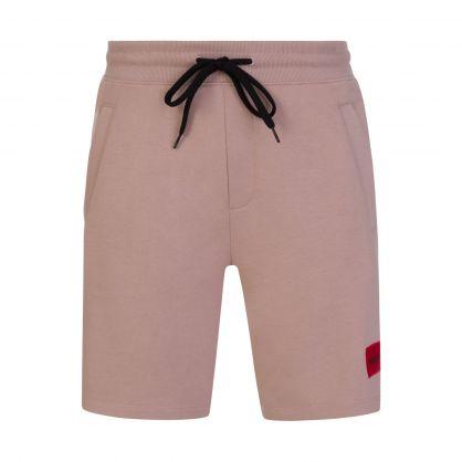 Pink Diz212 Sweat Shorts