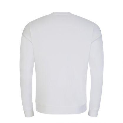 White Doby213 Sweatshirt