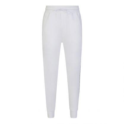 White Daky213 Sweatpants