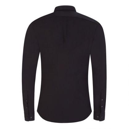Black Ero3-W Extra Slim-Fit Shirt