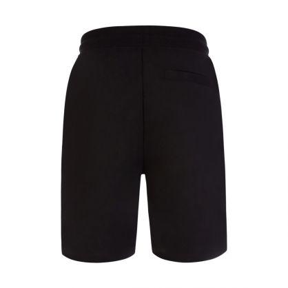 Black Doolio Sweat Shorts