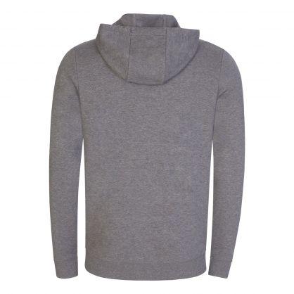 Grey Daple212 Zip-Through Hoodie