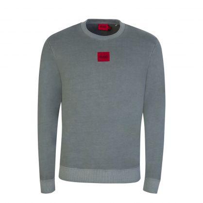 Green Red Logo Label Diragol_D Sweatshirt