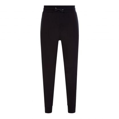 Black Dirroyal Sweatpants