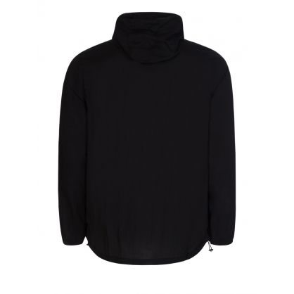 Black Knockhill Hooded Zip-Through