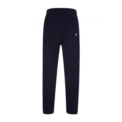 Navy Blue Small Arch Logo Sweatpants