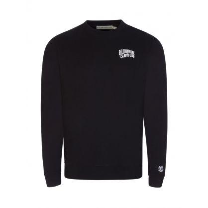 Black Small Arch Sweatshirt