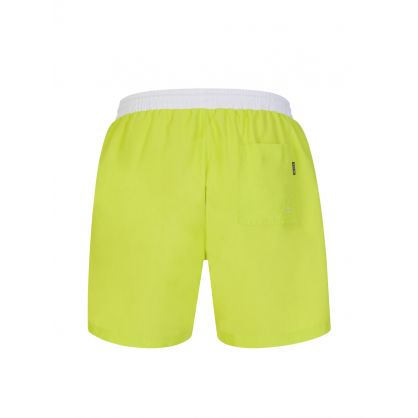 Yellow Starfish Swim Shorts