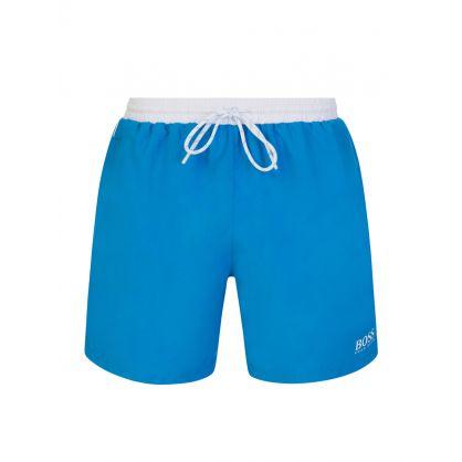 Royal Blue Starfish Swim Shorts