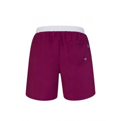 Purple Starfish Swim Shorts