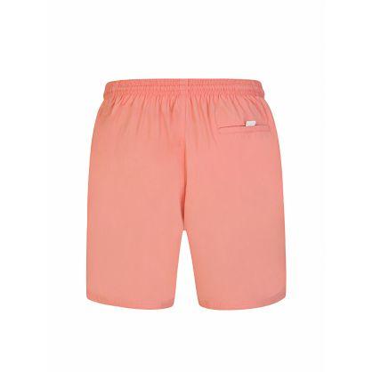 Pink Octopus Swim Shorts