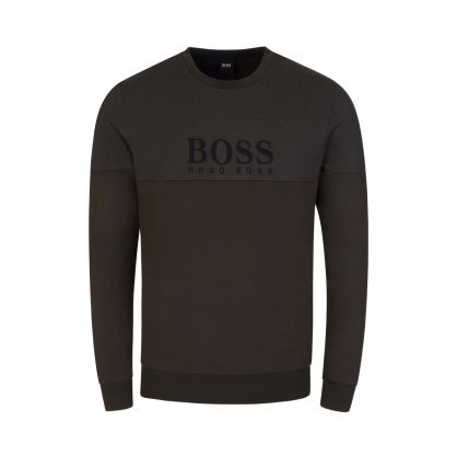 Green Tracksuit Bodywear Sweatshirt