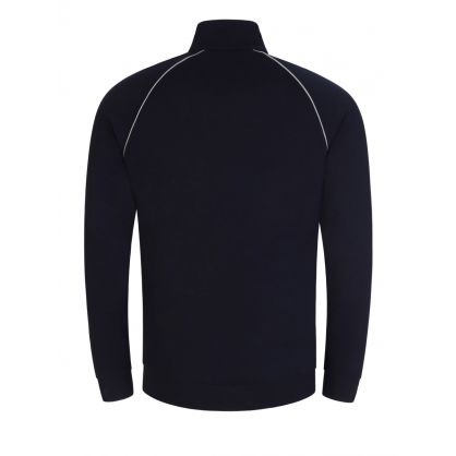 Navy Bodywear Tracksuit Jacket