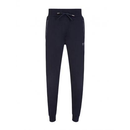 Navy Bodywear Tracksuit Sweatpants