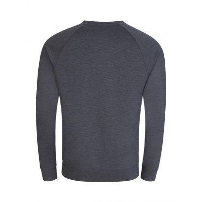 Grey Contemporary Sweatshirt