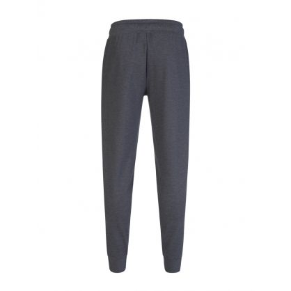 Grey Bodywear Ottoman Cotton Contemporary Sweatpants