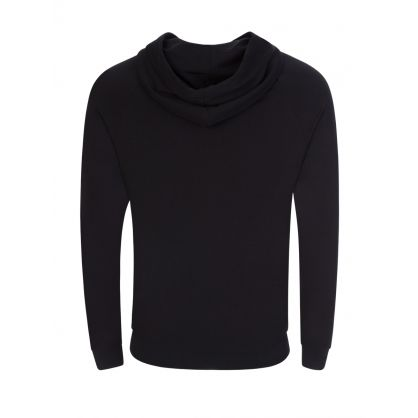 Black Bodywear Fashion Hoodie