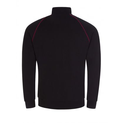 Black Mix & Match Tracksuit Jacket