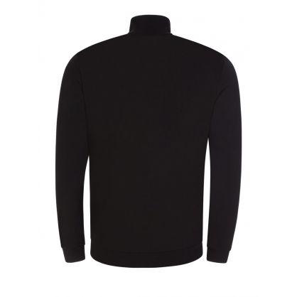 Black/Red Trim Tracksuit Jacket