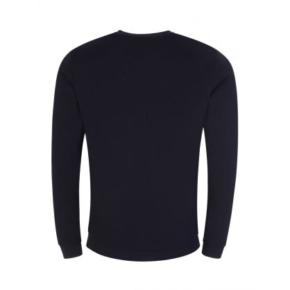 Dark Blue Bodywear Sweatshirt