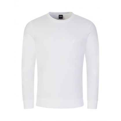 White Bodywear Heritage Sweatshirt