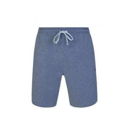 Blue Bodywear Mix + Match Logo Shorts