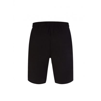 Black Mix + Match Logo Shorts