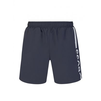 Dark Grey Dolphin Swim Shorts