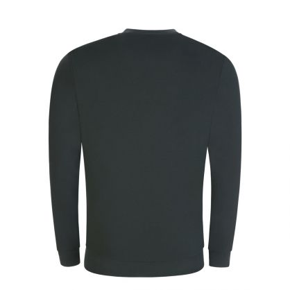 Dark Green Bodywear Tracksuit Sweatshirt