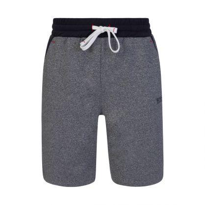 Dark Blue Contemporary Bodywear Shorts