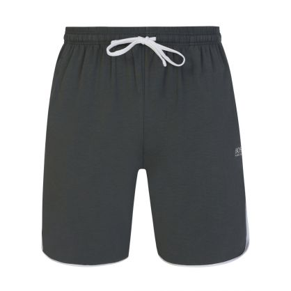 Dark Green Bodywear Mix & Match Shorts