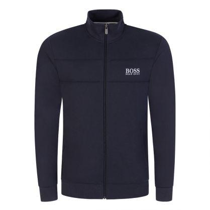 Dark Blue Bodywear Tracksuit Jacket