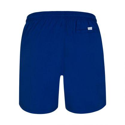Medium Blue Beachwear Octopus Swim Shorts