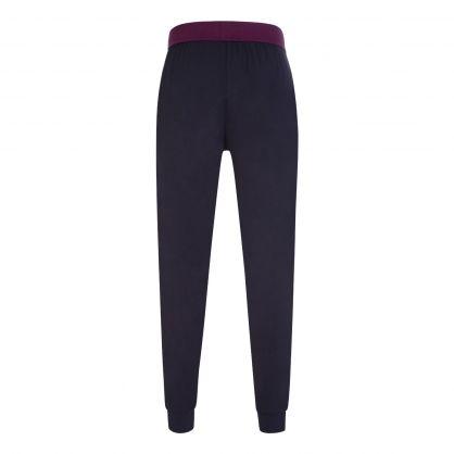 Dark Blue Balance Pyjama Sweatpants