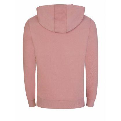 Pink Shadow Logo Hoodie