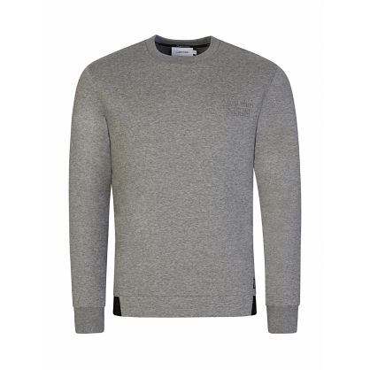 Grey Spacer Sweatshirt