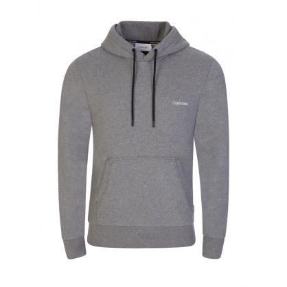 Grey Organic Cotton Hoodie