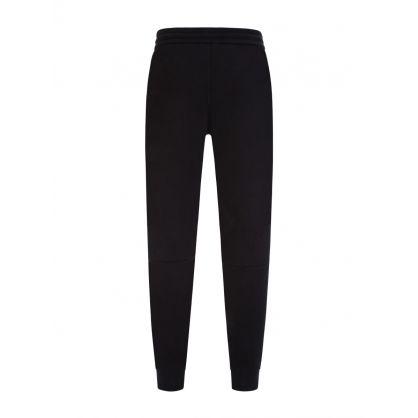 Black Organic Cotton Sweatpants