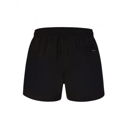 Black Swimwear Shorts