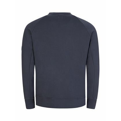 Navy Zip Pocket Sweatshirt