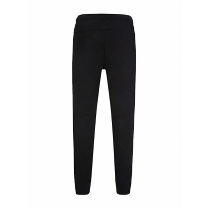 Black Logo Jogging Sweatpants