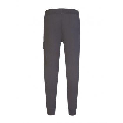 Grey Cargo Sweatpants