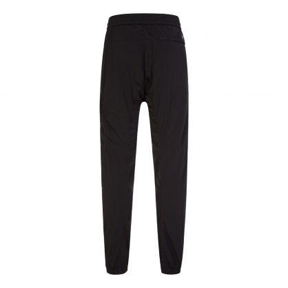 Black Chrome-R Track Pants