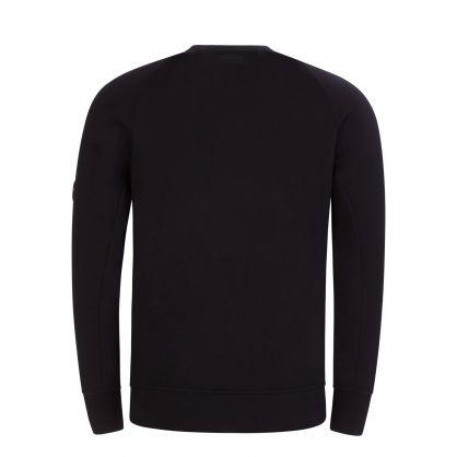 Black Fleece Zip Pocket Sweatshirt