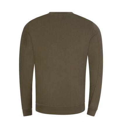 Green Light Fleece Sweatshirt