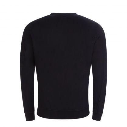 Black Light Fleece Sweatshirt